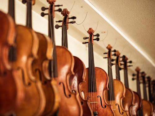 ヴァイオリンの購入